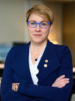 Photo of Chief Commissioner Marie-Claude Landry, Ad. E.