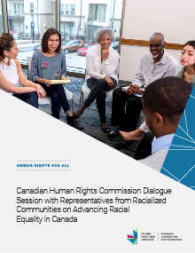 Roundtable discussions with racialized communities